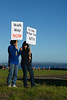 Auckland Harbour Bridge Protest : Sunday, May 24th, 2009 was the 50th anniversary of the opening of the Auckland Harbour Bridge.